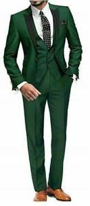 mens 3 pc suit size med brand new vest/jacket/pants
