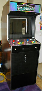 621 in 1 ARCADE VIDEO GAME - 2 player with Special Feature!