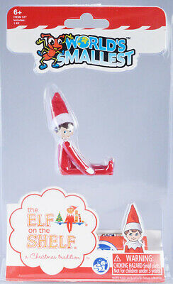 World's Smallest The Elf on the Shelf (new)