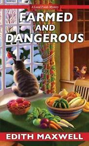 MAXWELL EDITH-FARMED AND DANGEROUS  BOOK NEU