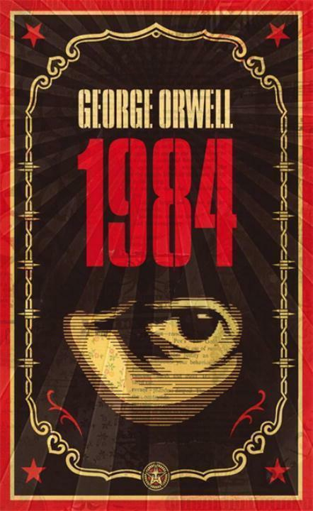 Orwell, George: Nineteen Eighty-Four (1984)