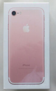 iPhone 7 - 32Gb brand new in box - Rose Gold