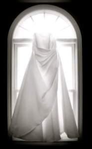 Beautifully Simple Wedding Dress