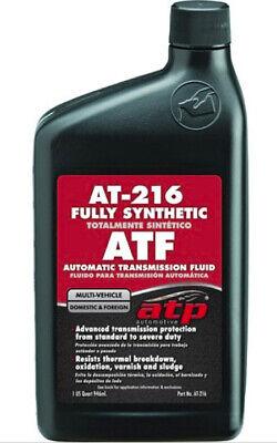1 Quart Automatic Transmission Fluid (ATF) ATP Synthetic Multi Vehicle