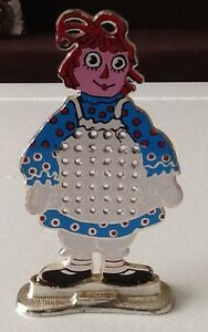 1978 Raggedy Ann Earring Holder