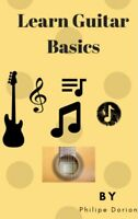 Beginner Guitar lessons online using Skype, E-Book.