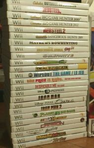 24 Games For Wii - All Tested And All Work