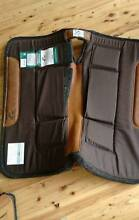 Diamond Wool Chocolate  Contour Pressure Relief Saddle Pad Dyers Crossing Greater Taree Area Preview