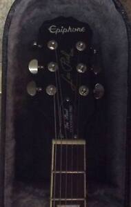 Epiphone Les Paul! Standard Pro Top with Hard Case!
