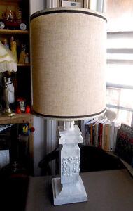 Grande Lampe Rétro