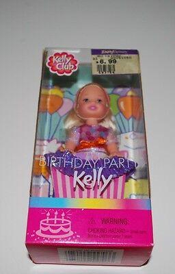 Mattel Barbie Kelly Club Birthday Party Kelly Liana Belinda 3 Doll Set (2001) Toys