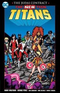 Teen Titans The Judas Contract TP New PTG von Marv Wolfman (2017, Taschenbuch)