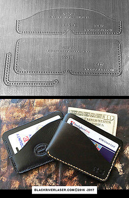 Slim 3 Pocket Credit Card Wallet   Very Comfortable    New Item 2017     Arccwts