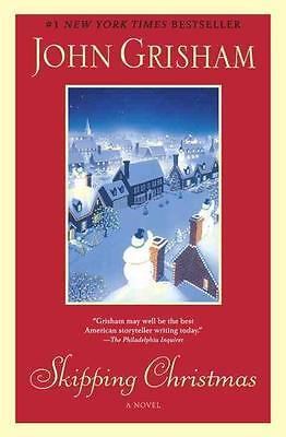 Skipping Christmas Grisham 2001 Hardcover Book Christmas with the Kranks FUN ()