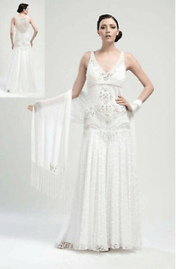 Sug Wong Wedding Dress