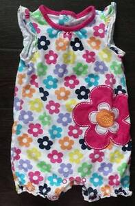 Summer clothes for baby girl size 9 months