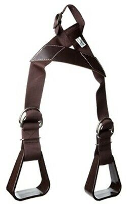 Leather Replacement Saddle Stirrup Hobble Straps #1095