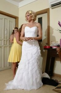 Wedding Dress by Ella
