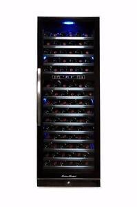 Cellier 24'', 180 bouteilles, noir, Avantgarde
