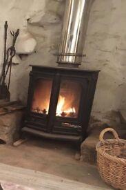 Charnwood Country 8 wood burning stove (wood burner)