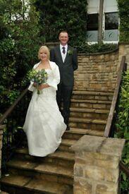 Victoria Jayne by Ronald Joyce Wedding Dress