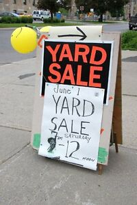 St. Paul's Annual Yard Sale