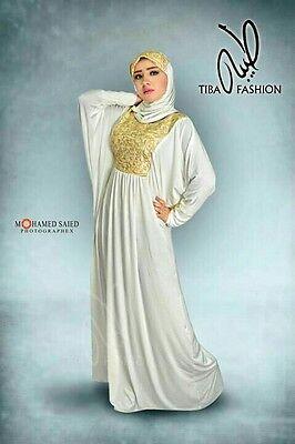 WOMAN ABAYA DRESS ESDAL
