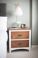 Furniture painting, refinishing and upholstery