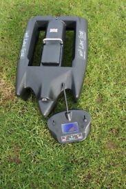 Mini lakestar bait boat