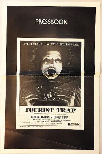 TOURIST TRAP!