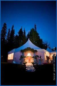 Wedding Tent Packages Prince George British Columbia image 2