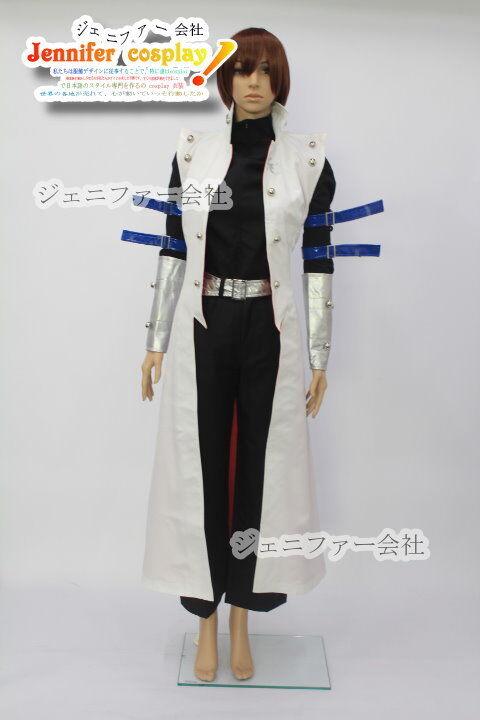 Yu-Gi-Oh!GX Seto Kaiba cosplay costume free shipping