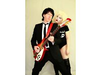 Blondie Duo Tribute