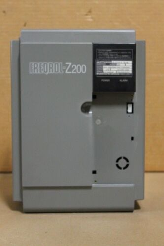 Mitsubishi FR-Z220-3.7K-UL FREQROL Z200 Drive