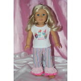 Shopkins Outfit fits 18inch American Girl Doll Clothes