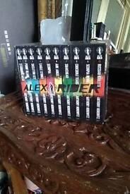 Brand new alex rider books full set