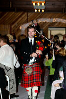 Bagpiper for All Occasions