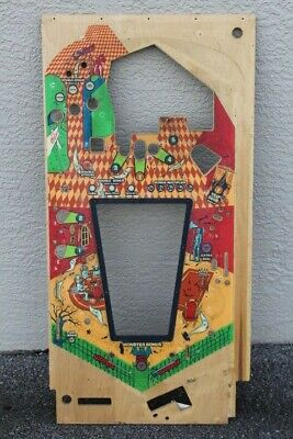Gottlieb HAUNTED HOUSE - USED Main Playfield