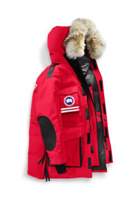 NEW Red Canada Goose Snow Mantra Men's XXL