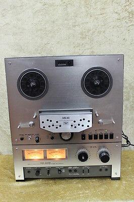 AKAI GX 266 D Tonbandmaschine  Tonbandgerät