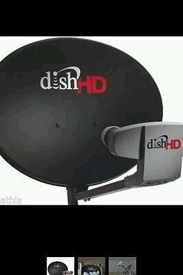 Dish Network Entirely Satellite KIT 1000.2 EAST  61.5,72 Eastern arc RV, HOUSE BOAT