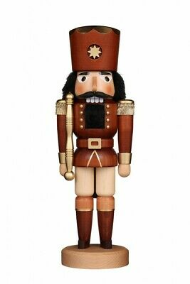 Christian Ulbricht Natural (Christian Ulbricht Natural Wood King German Nutcracker - New for 2019 )
