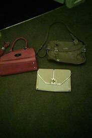 Allsorted handbags