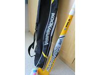 Kookaburra Sola Hockey Stick/Plus Bag/+Ball