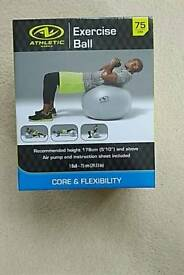 Exercise Ball BRAND New in box