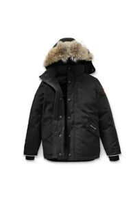 Brand New Canada Goose youth logan parka