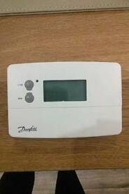 Danfoss central heating programmer