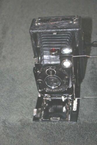 Rare German Hummel 3x5 plate camera