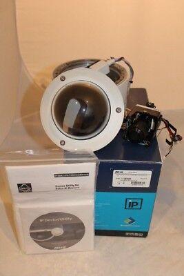 Pelco Ip110 Dwv9 Indooroutdoor Network Camera High Resolution Color
