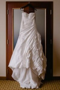 Essence of Australia wedding dress size 10